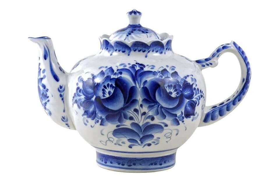 teapot Photo: Getty Images/iStockphoto / iStockphoto