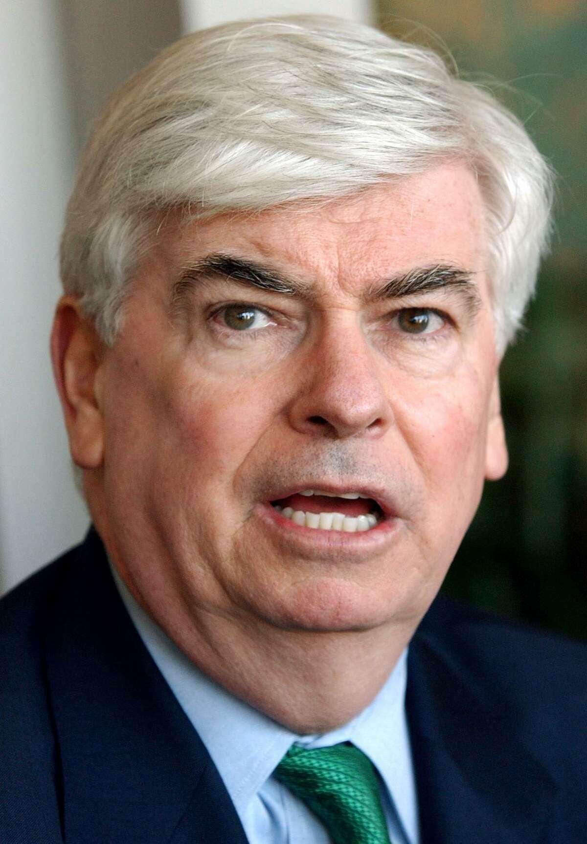 Former U.S. Sen. Chris Dodd