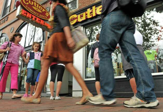 Summer Saturdays, New Haven Over 20 retailers and restaurants in New Haven will be offering special promotions to summer season. The first of the three events takes place on Saturday. Find out more. Photo: Brad Horrigan/New Haven Register