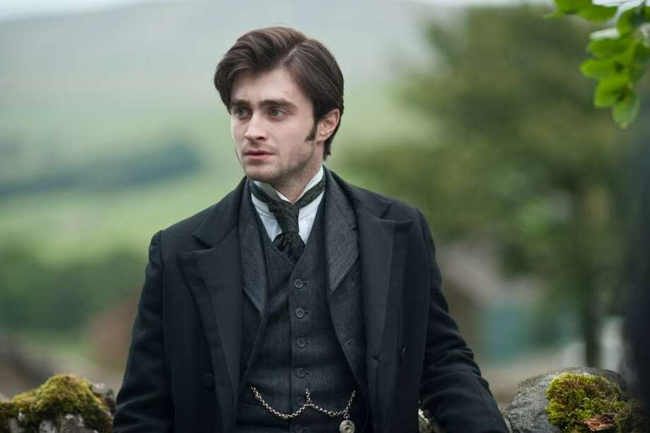 "Nick Wall/CBS Films: Who knew Harry went on to law school after Hogwarts for his role as Arthur Kipps (Daniel Radcliffe) in ""The Woman in Black."" Photo: AP / ©2011 CBS Films. All Rights Reserved"