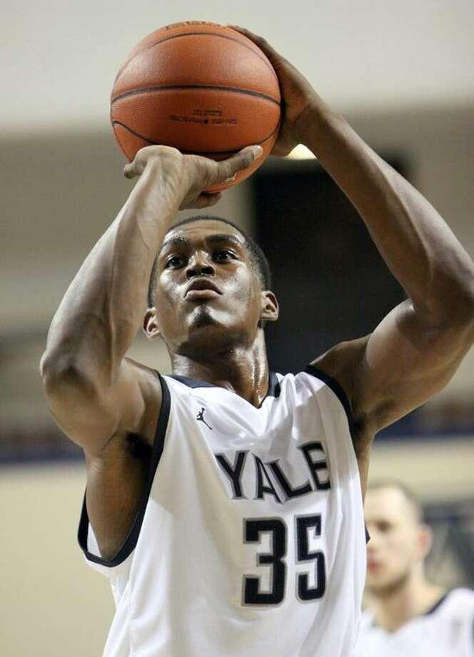 Submitted photo Yale freshman Brandon Sherrod