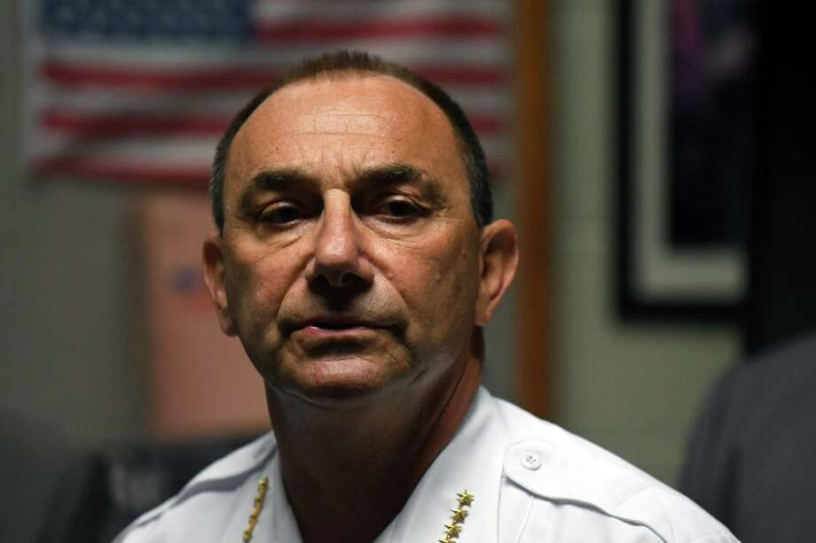 Retiring Troy police chief has ALS - Times Union