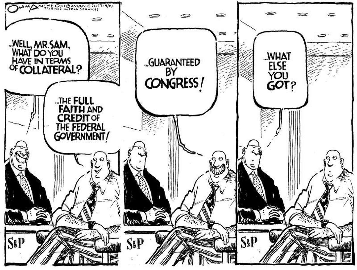 Cartoon Viewpoint: Jack Ohman