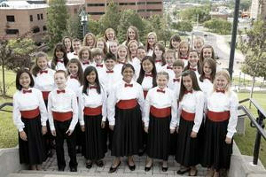 SUBMITTED PHOTO The Syracuse Children's Chorus will perform 30 Years of Premieres on May 1 at 4 p.m. at Hendricks Chapel at Syracuse University.