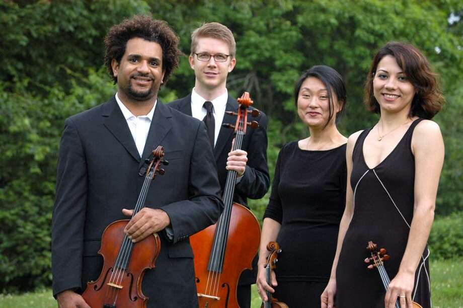 Contributed photo: This is the final concert of the Haven String Quartet's Immigrant Series.