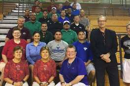 Texas A&M International held a specialized coaching clinic on campus for local coaches for the first time last week.