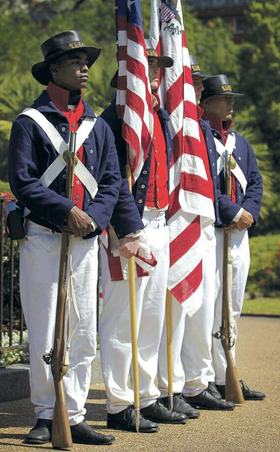 Contributed photo: The War of 1812 began 200 years ago. It will be remembered with honor guards, storytelling and more in Madison Sunday.