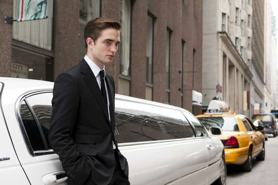 "Entertainment One photo: Robert Pattinson, as ""Cosmopolis"" billionaire Eric Packer, strays a long way from his Edward persona of the ""Twilight"" series."