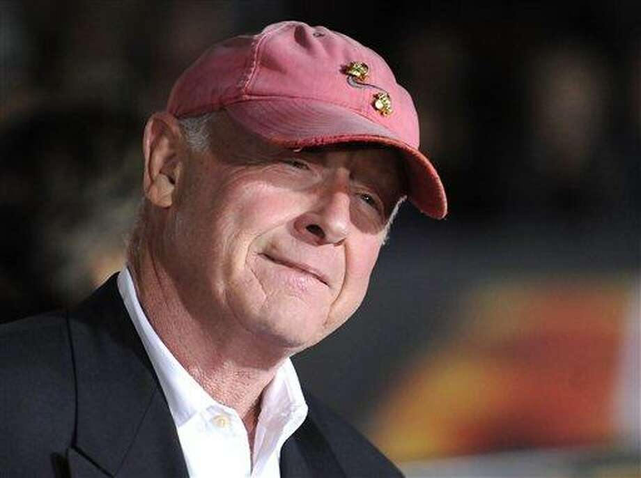 "In this 2010 file photo, director Tony Scott arrives at the premiere of ""Unstoppable"" in Los Angeles. Authorities say Scott died after jumping off a bridge in Los Angeles on Sunday. Associated Press Photo: ASSOCIATED PRESS / A2010"