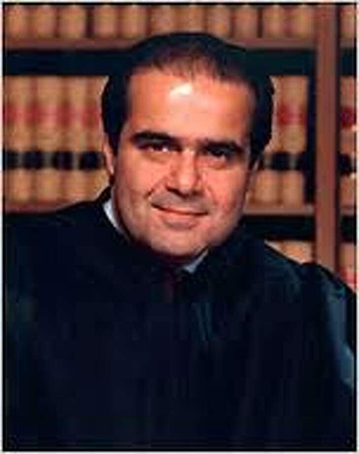 Supreme Court Justice Antonin Scalia speaks at Wesleyan University tonight.