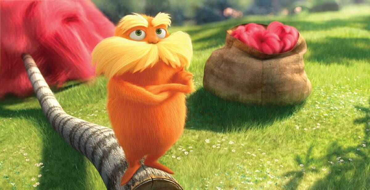 """Universal Pictures: """"Dr. Seuss' The Lorax"""" sounds just like Danny DeVito."""