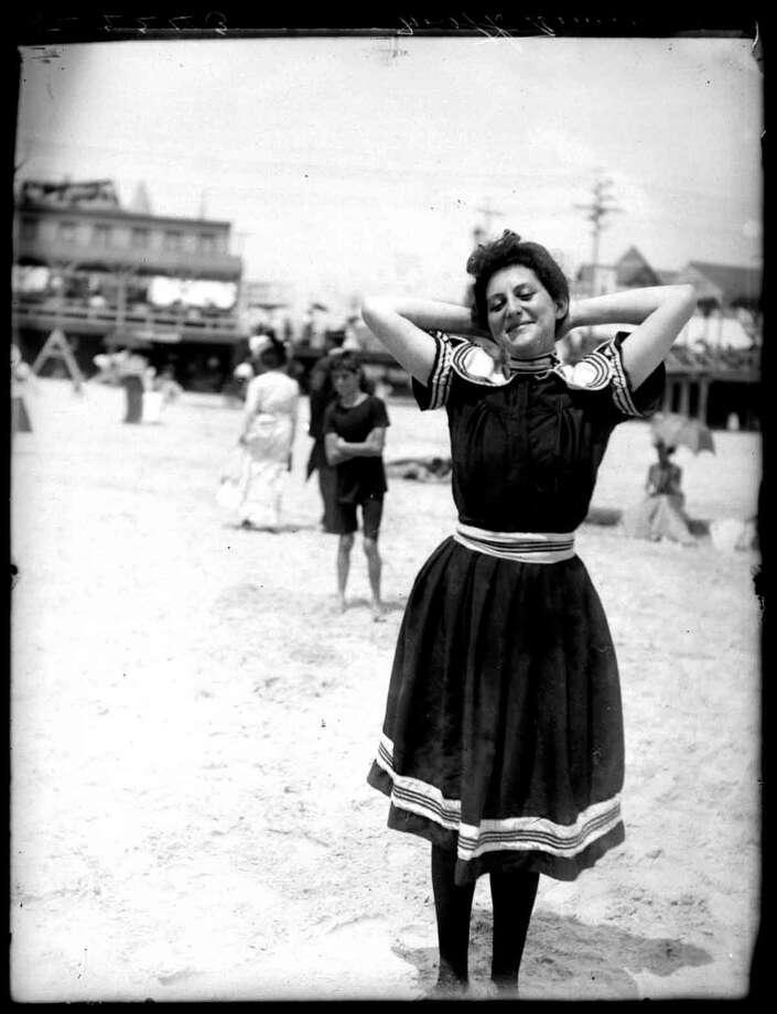 Atlantic City Beach ca. 1905William M. Vander Weyde