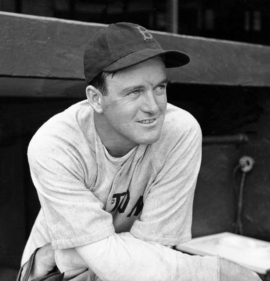 Joe Cronin, manager of the Boston Red Sox, is shown at Yankee Stadium in this photo from May 3, 1938. (AP Photo) Photo: ASSOCIATED PRESS / AP1938