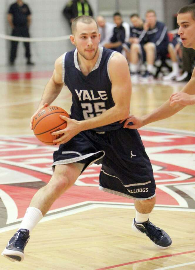 Photo courtesy of Yale athletics Sam Martin has been selected captain of the Yale men's bsketball team for the 2012-13 season.