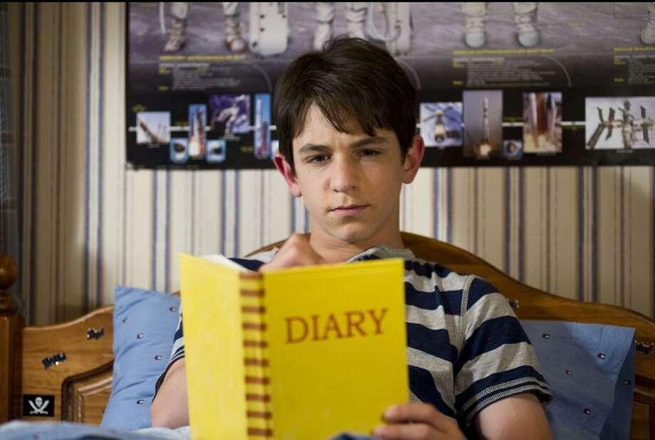 "Diyah Pera/20th Century Fox photo: Zachary Gordon is back in ""Diary of a Wimpy Kid: Dog Days."" Photo: AP / Twentieth Century Fox Film Corporation2012"