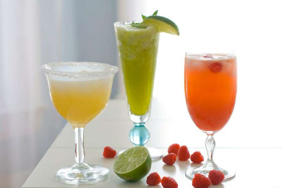 Matthew Mead/Associated Press photo: Cinco de Mayo cocktails get a healthful makeover. Photo: AP / AP2012