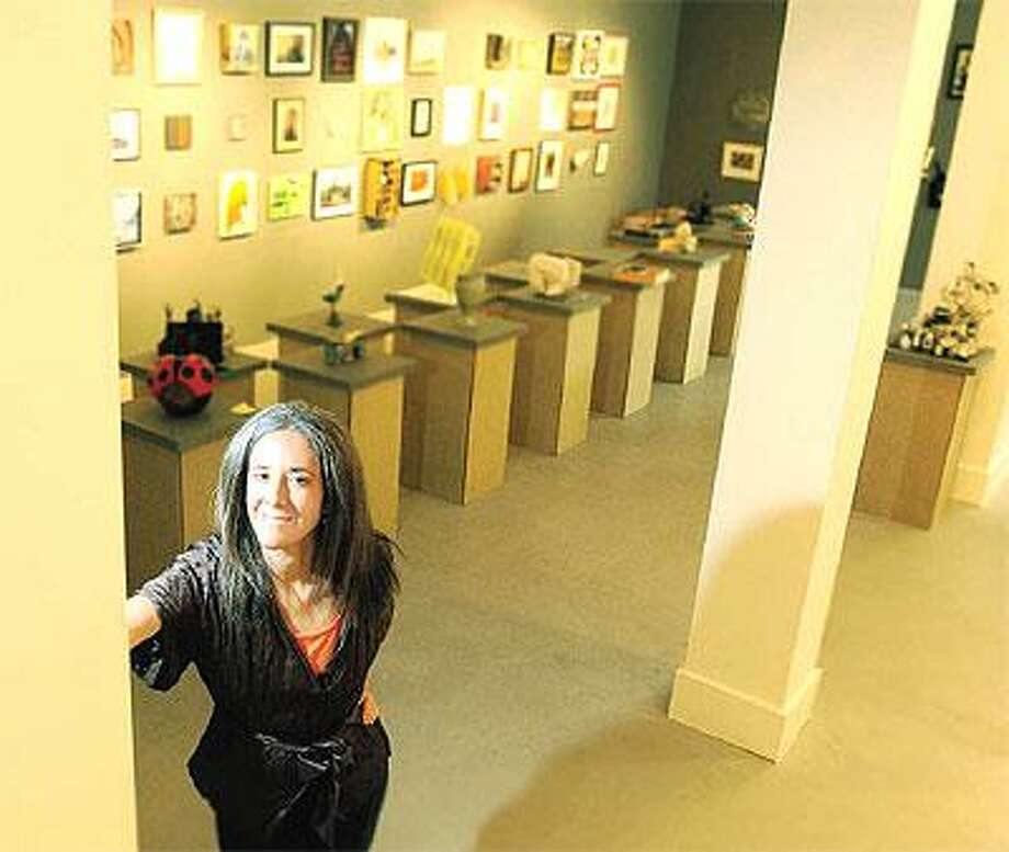 Helen Kauder, executive director of Artspace, breathes new life into the three-weekend event she helped create 13 years ago. (Peter Hvizdak/Register)