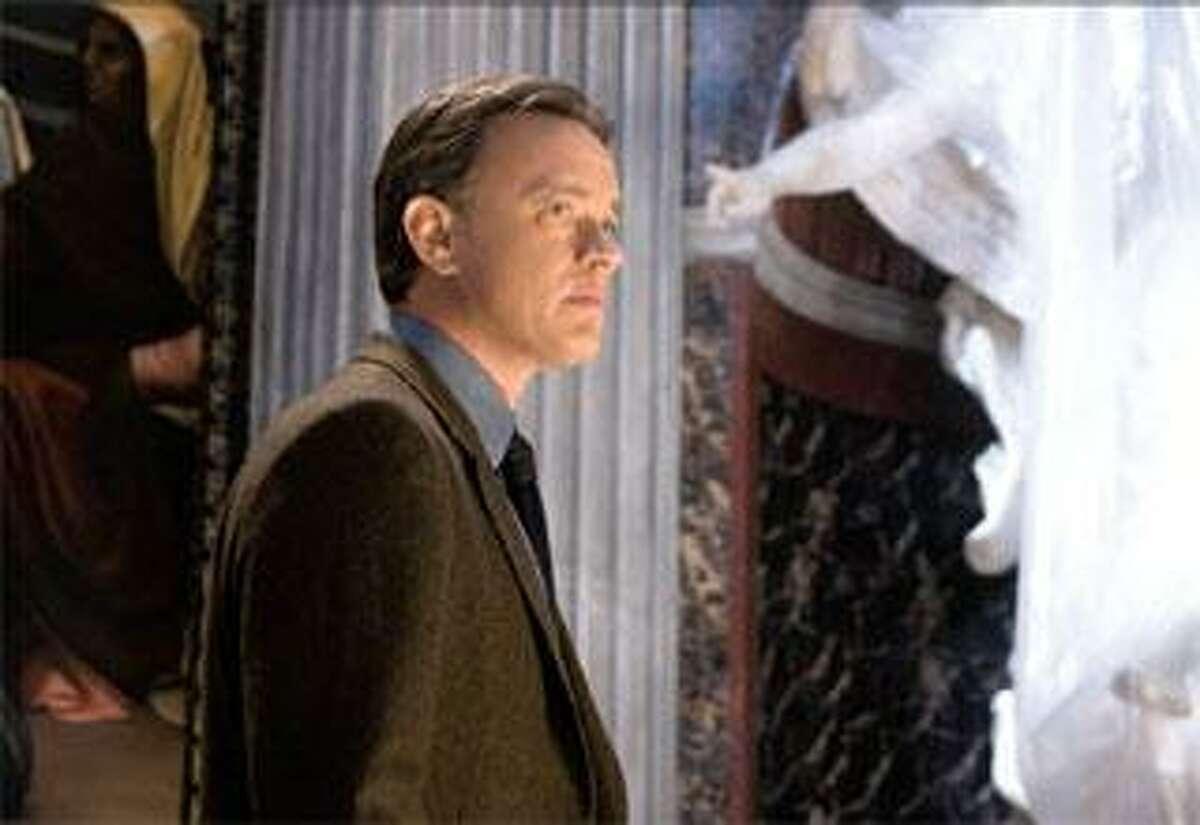 "Tom Hanks reprises his role as Harvard professor Robert Langdon in ""Angels & Demons,"" the prequel to ""The Da Vinci Code."" (Sony)"