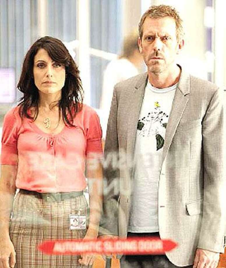 House (Hugh Laurie) and Cuddy (Lisa Edelstein) argue over a family's decision to treat their young daughter in the second episode airing Sept. 27. (FOX)