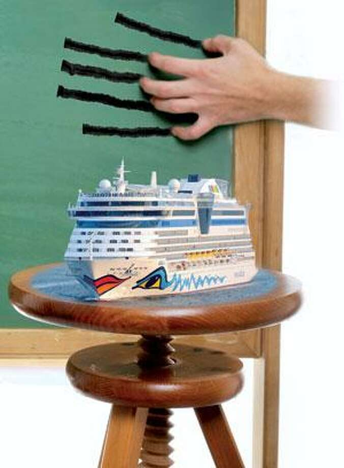 In the early days of the Obama White House, the administration's liberal use of the three-legged stool and ocean-liner analogies when speaking about the economy or health care, grated on some like nails on a chalkboard. (VM Williams/Register photo illustration)