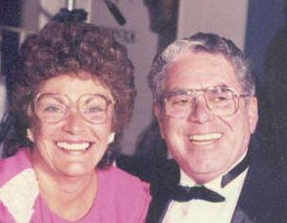 Thomas and Joan Vanacore.