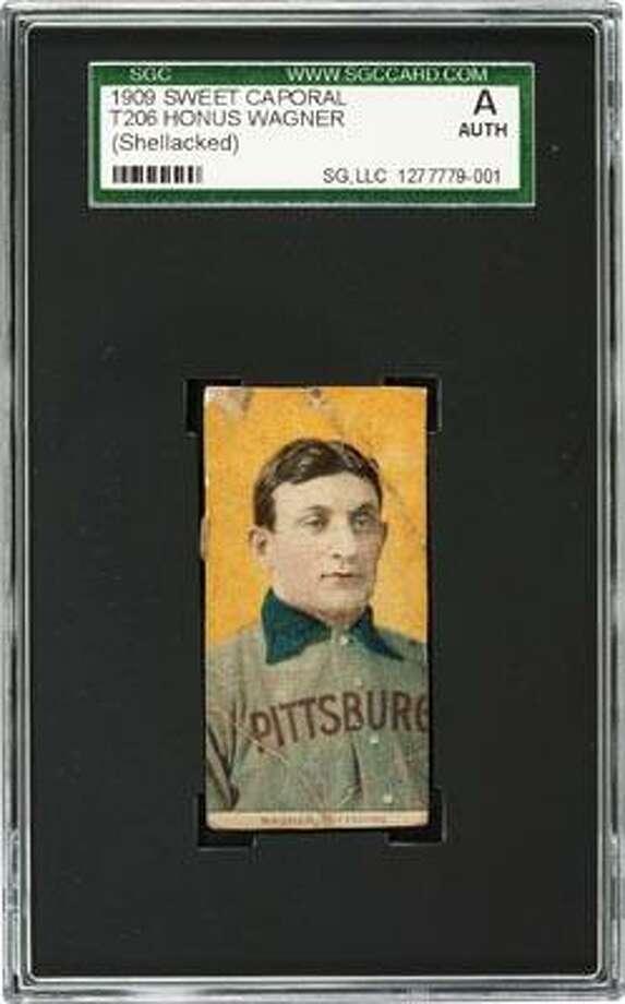 Nuns Hope Rare Honus Wagner Baseball Card Scores Big At