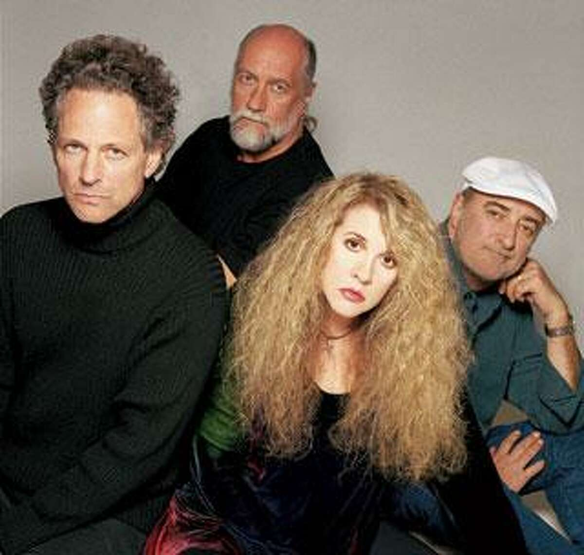 The legendary pop band Fleetwood Mac brings its big bag of hits to Mohegan Saturday. (Warner Bros.)