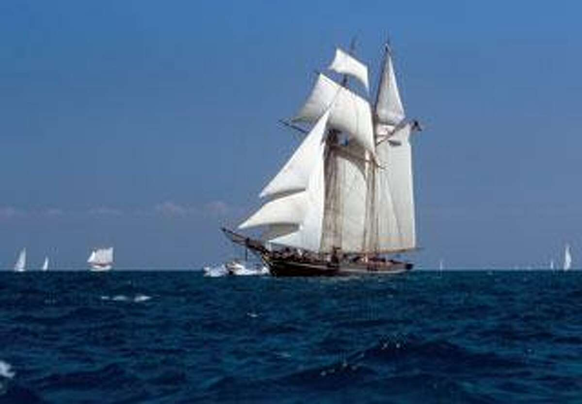 """An overnight voyage aboard the freedom schooner Amistad provides a history lesson vacationers won't soon forget. (Wojtek """"Voytec""""Wacowski/Amistad)"""
