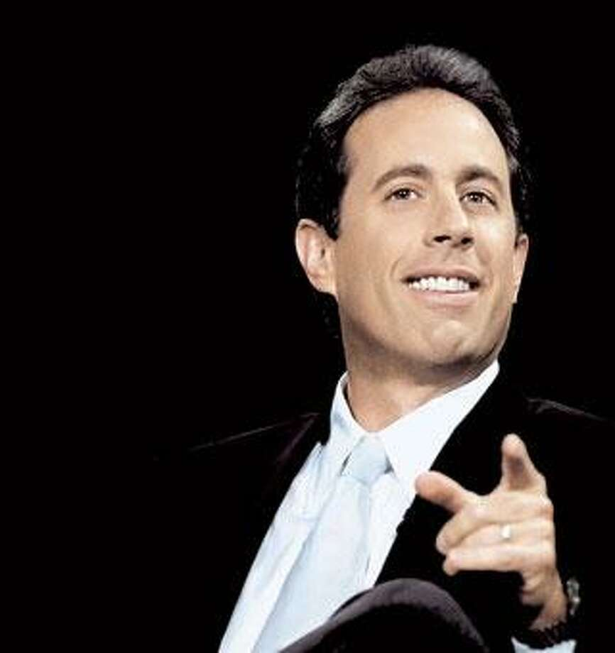 "Comedian Jerry Seinfeld to do ""Y"" simulcast. (92nd Street Y)"