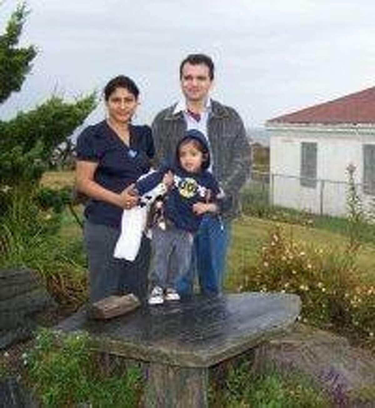 Dr. Vajinder Pal Toor and family.