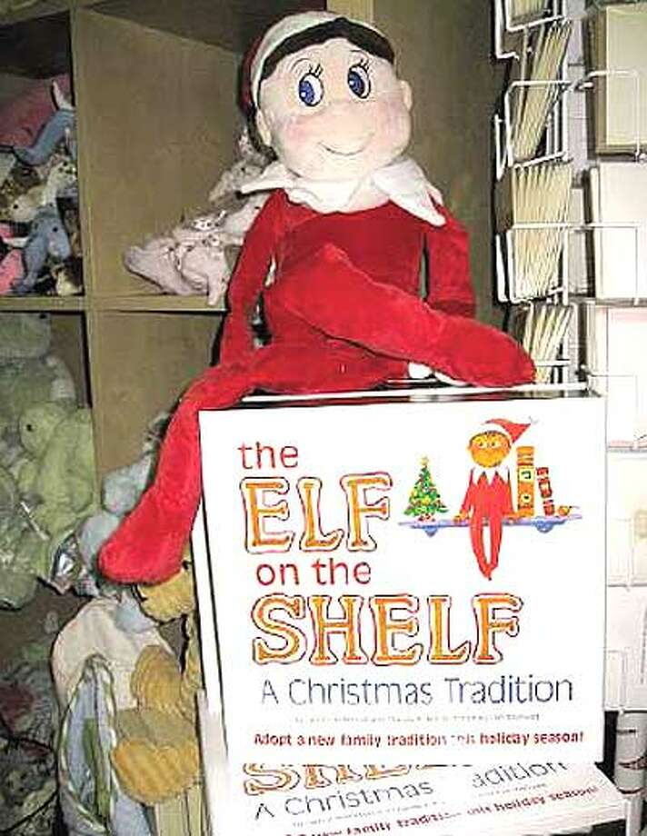 Start a Christmas tradition with this timeless tale. Available at P.S. Fine Stationers in Branford. (Contributed photo)