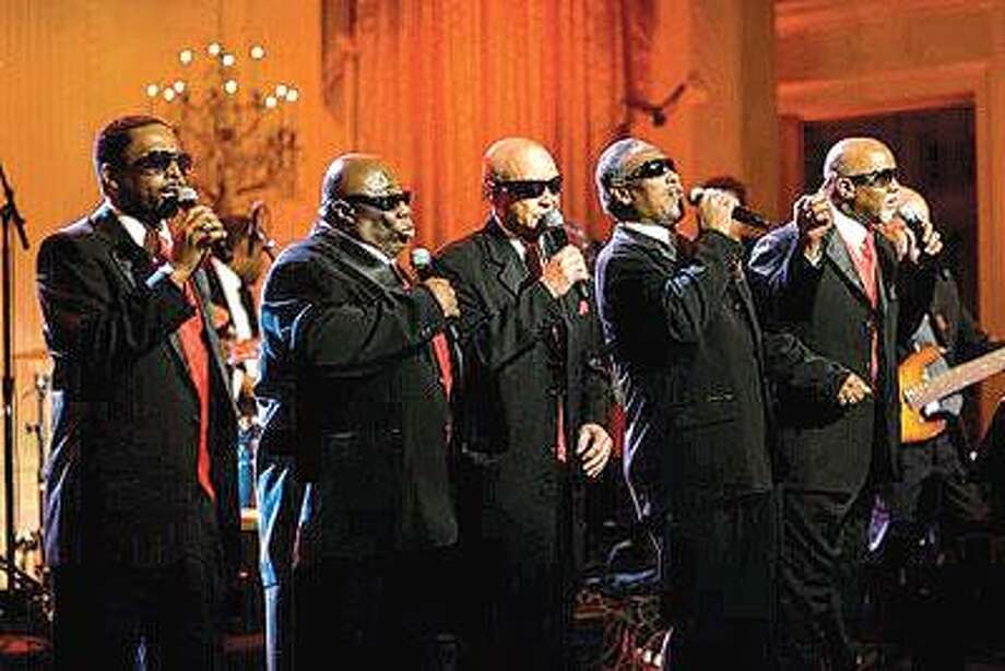 The Blind Boys of Alabama performed for President Barack Obama and First Lady Michelle Obama. (Contributed photo)