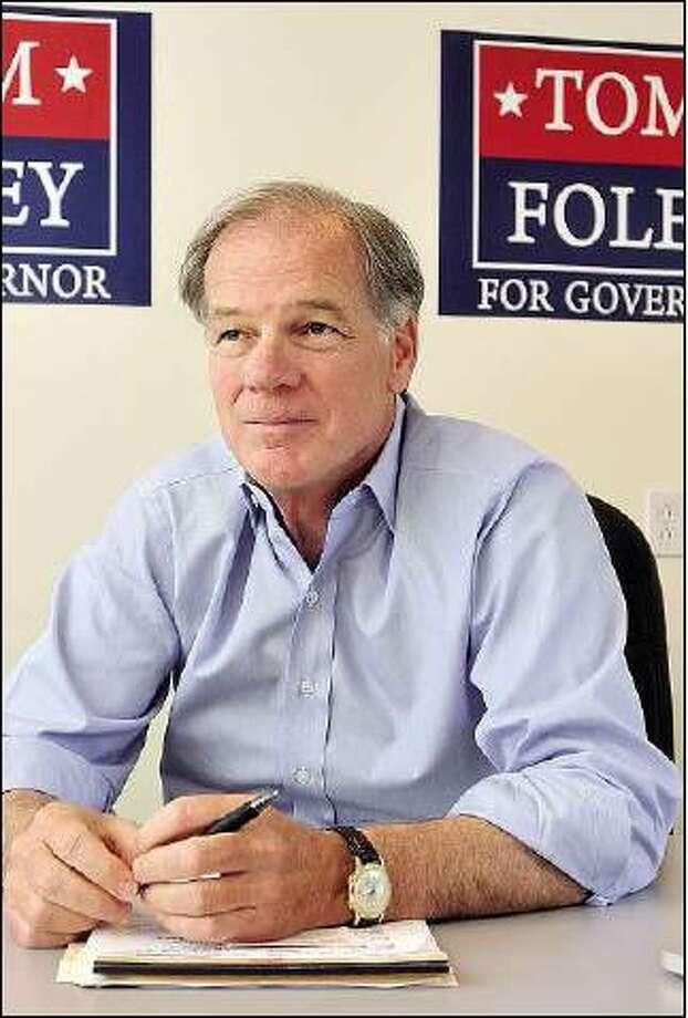 Tom Foley. (Peter Casolino/Register)