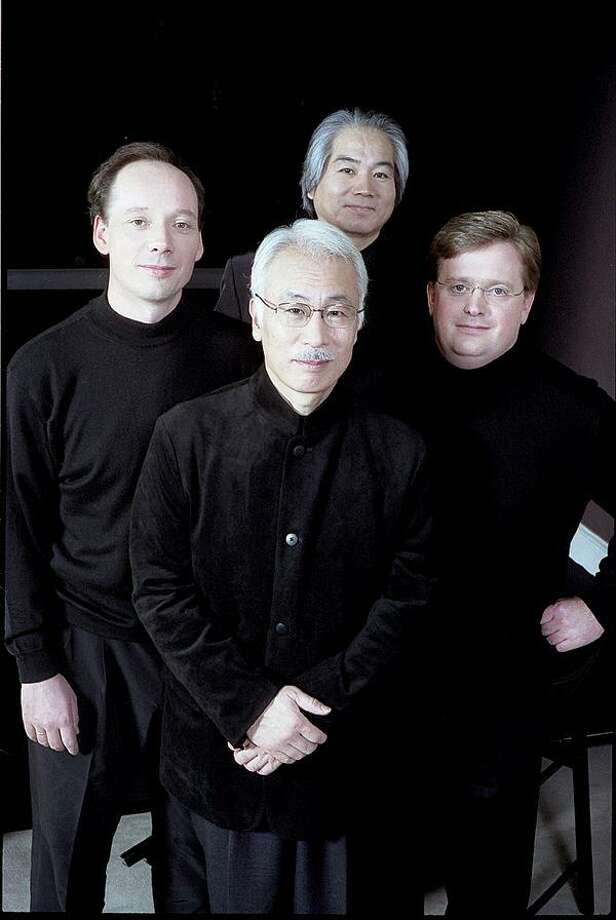 Tokyo String Quartet performs tonight and Aug. 14.