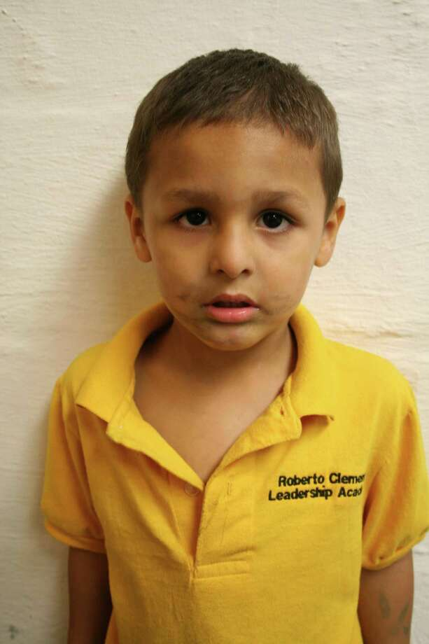 This is the boy who was found wondering Thursday