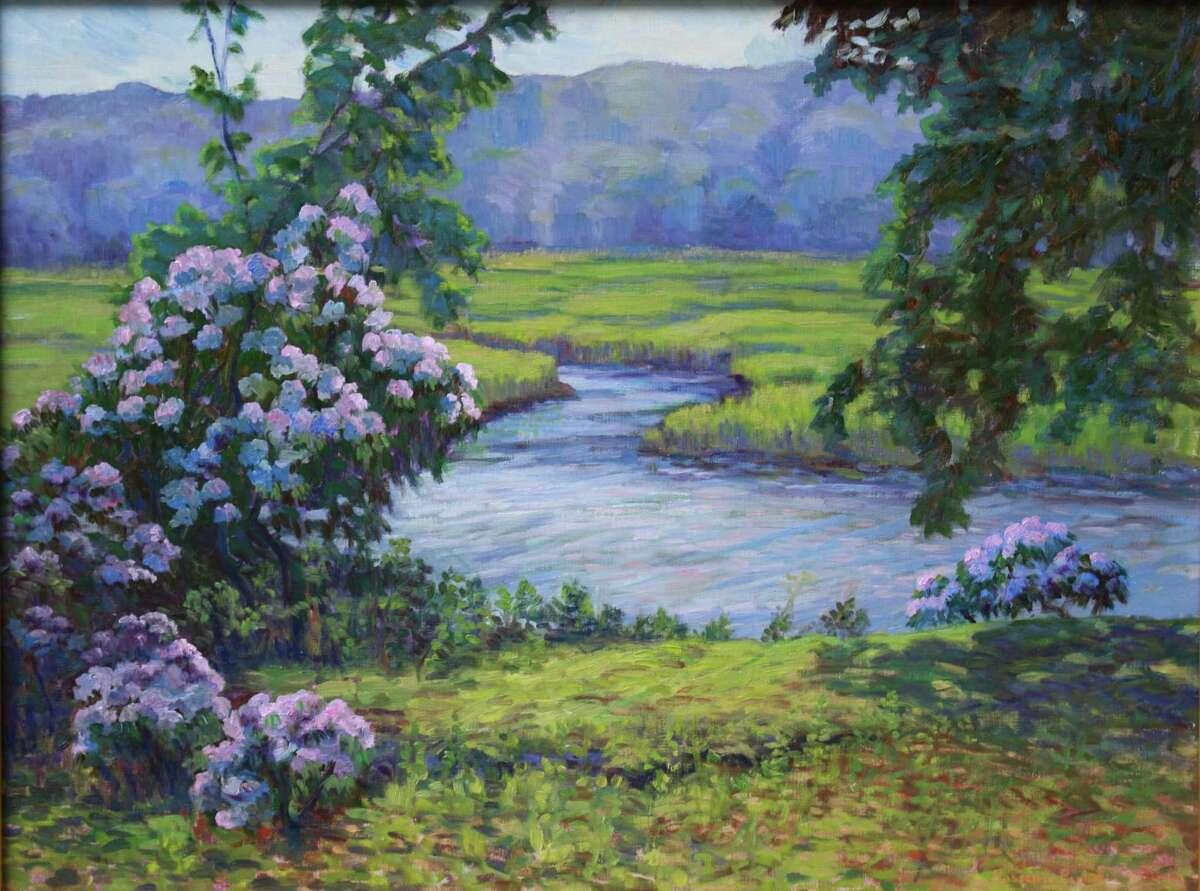 Laurels by Roseann Berluti of Durham