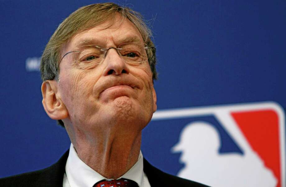Major League Baseball Commissioner Bud Selig said in a formal statement Thursday that he plans to retire in January 2015. Photo: Bebeto Matthews — The Associated Press  / AP