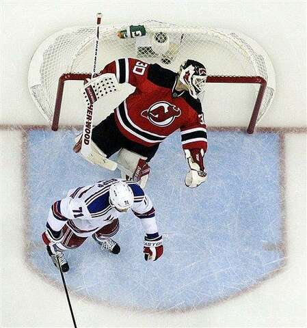 RANGERS: Brodeur, Devils show some fight in Game 4 win, 4-1