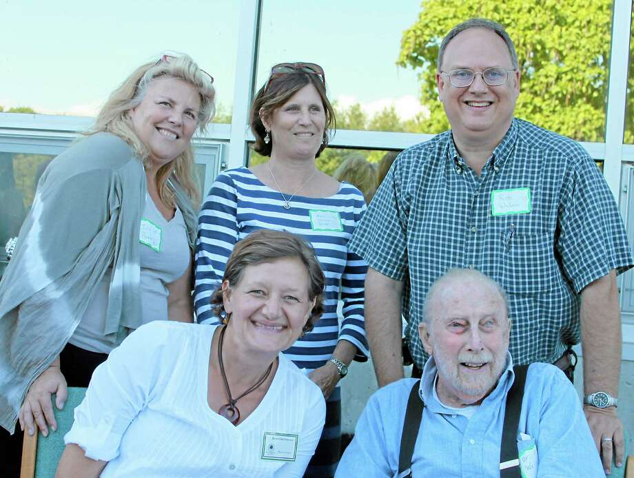 Submitted photoDr. Edward Wallace, a retired Meriden pediatrician, and his wife Elizabeth, have made a donation to create an endowed scholarship fund at the Independent Day School in Middlefield. Photo: Journal Register Co.
