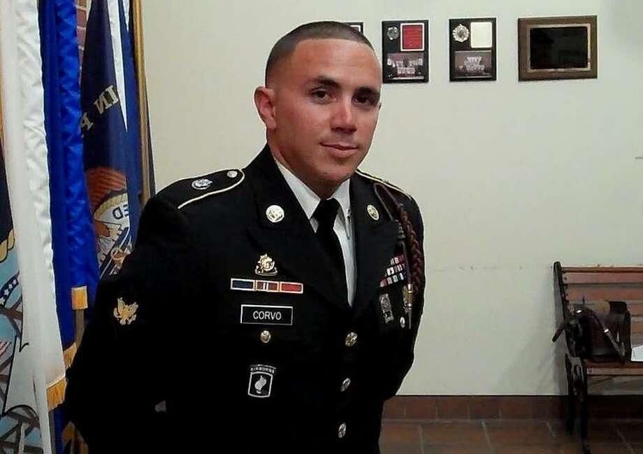 Army Spec. 4 Gregory Corvo