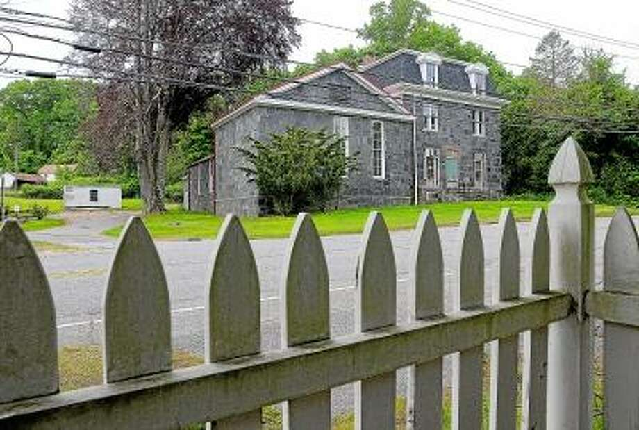 Catherine Avalone/The Middletown Press The Haddam Jailhouse on the corner of Route 154 and Jail Hill Road in Haddam. / TheMiddletownPress