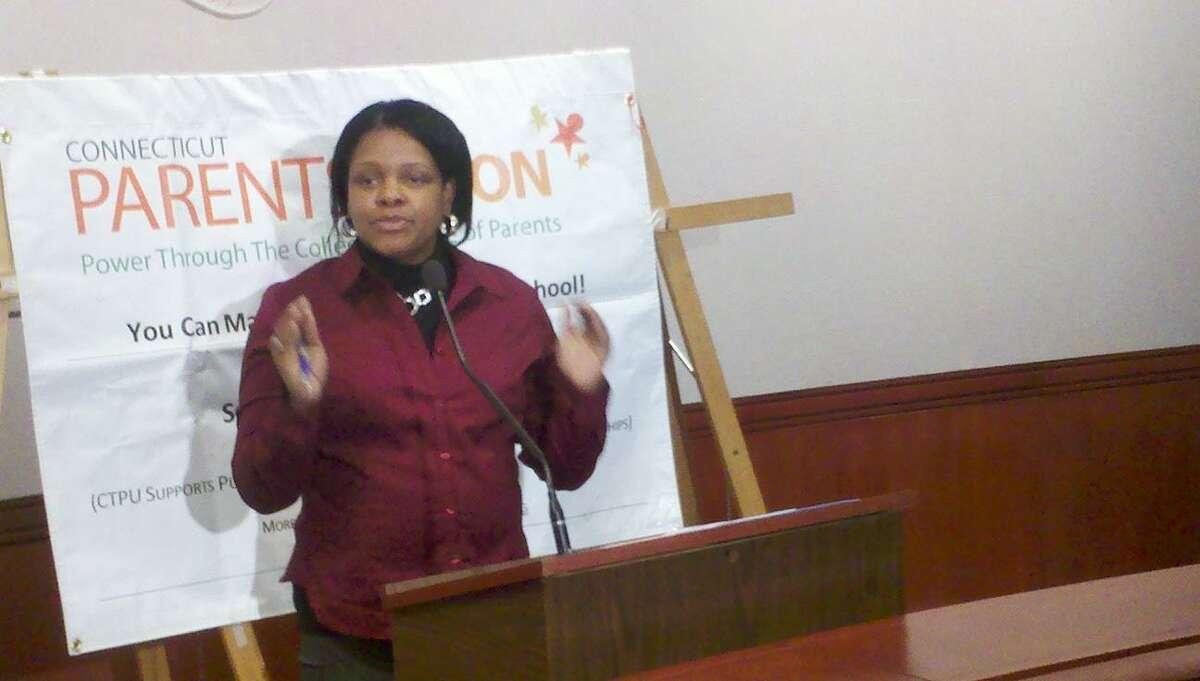 Gwendolyn Samuel, president of Parents Union