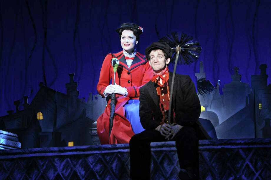 Mary Poppins by Disney and Cameron Mackintosh Photo: © Deen Van Meer, Amsterdam / ©2012 photographer Deen van Meer, photographer should be credited at all times