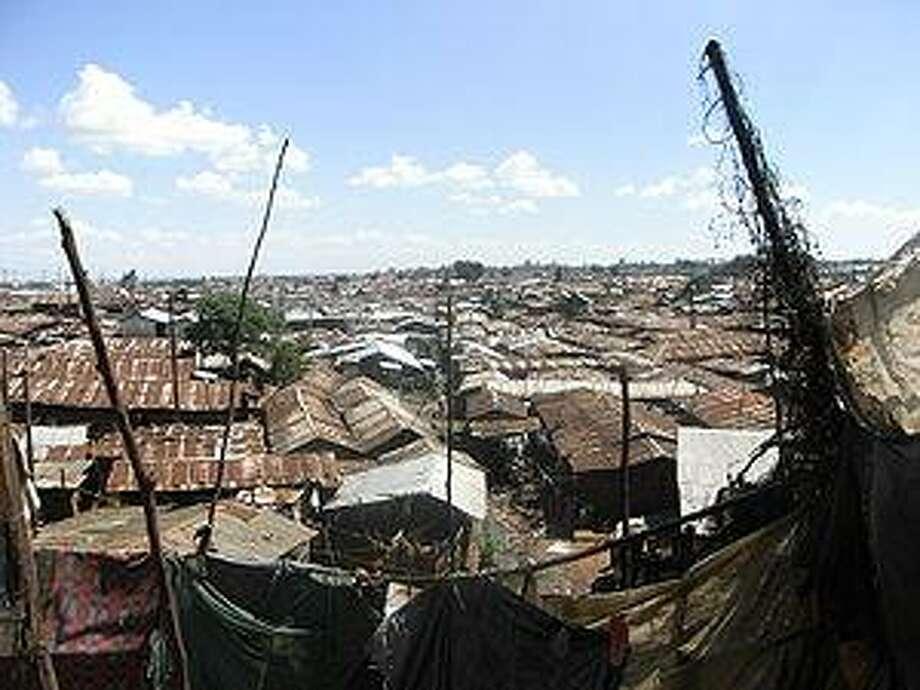Kibera (Photo by Wikimedia Commons)