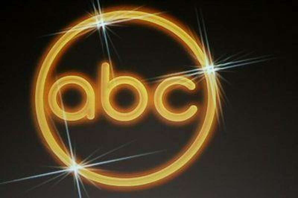 The logo for the ABC television network is shown on a video screen at the Disney ABC Television Group summer press tour in Beverly Hills, Calif. July 16, 200 file photo.