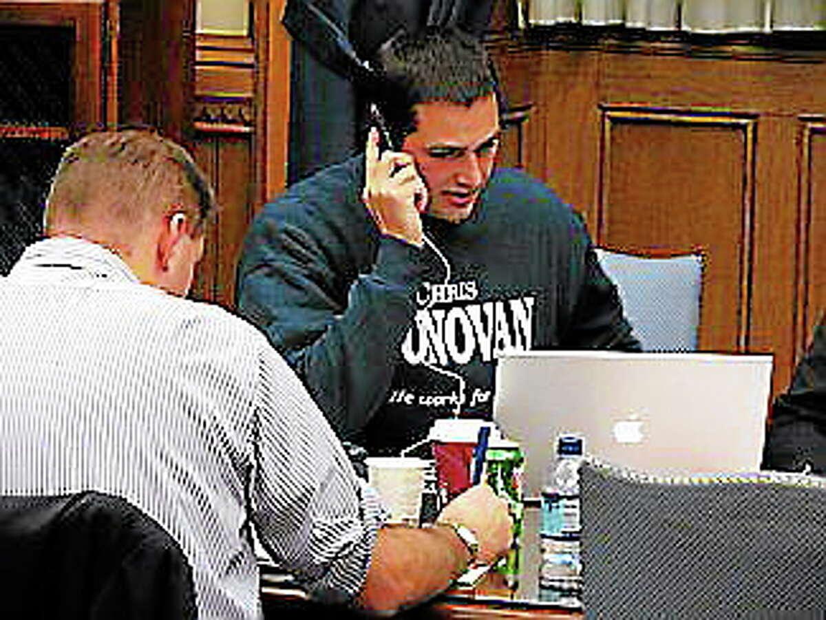 Joshua Nassi, longtime aide to former House Speaker Chris Donovan. Christine Stuart/CT NewsJunkie file photo