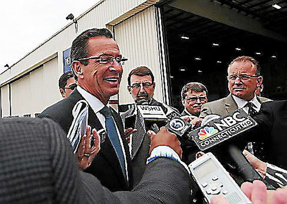 Gov. Dannel P. Malloy. Christine Stuart/CT NewsJunkie Photo: Journal Register Co.
