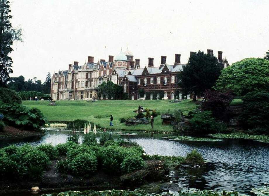 This is a 1978 file photo of Britain's Queen Elizabeth's Sandringham House in eastern England. British police are treating the discovery of a body on the queen's Sandringham estate as murder. A woman's body was found on the vast estate in eastern England Jan. 1, and Detective Chief Inspector Jes Fry said authorities are examining missing person reports and unsolved cases around the country to see if there are any links. Associated Press Photo: ASSOCIATED PRESS / AP2012