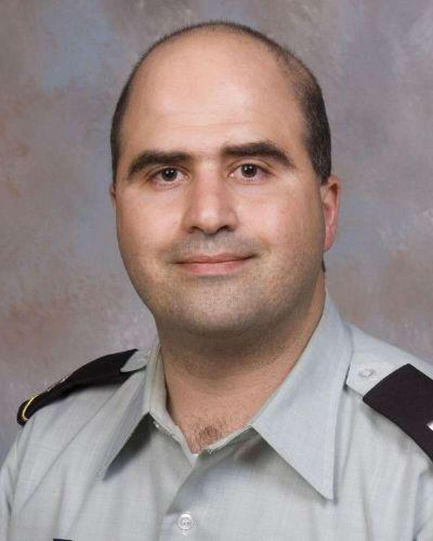 Maj. Nidal Hasan. (AP)