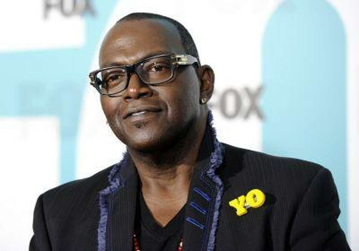 Randy Jackson attends the FOX network upfront presentation party at Wollman Rink, Monday, May 14, 2012 in New York. (AP Photo/Evan Agostini)